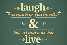 Laughter Is the Best Medicine / by G Cone