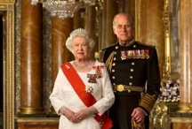 Charming Characters - British Royals / by G Cone