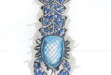 SW SKETCHES / Stephen Webster original design sketches.