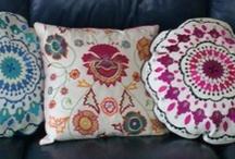 Cushions, Tea Cups & Coffee Mugs