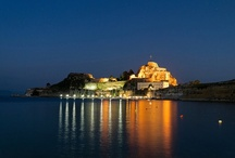 Moonlighting at Corfu