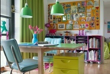 Colors of the life / color interiors