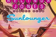 """SUNLOUNGER - Genie of the Rock / My short story for the first SUNLOUNGER anthology (2013) was set in Gibraltar... """"When all seems lost for Carys, a thieving Rock Ape and an old brass lamp bring hope back into her life."""""""