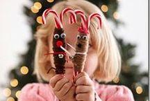 Frosty family crafts