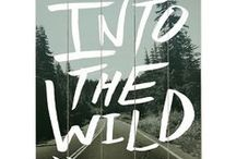 into the wild/ travel