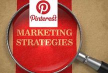 pinterest marketing / Pinterest for marketing improvement. Strategies & tactics. / by pin-interest