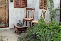 Garden and Conservatory / Ideas...