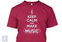 ♫ Keep Calm and..♫ / by ♫ Student Music Organizer ♫