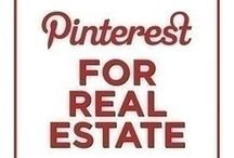 "pinterest real estate / If you are involved in a real estate business or if you call yourself a realtor or if you are just interested in that special matter you might become a part of this community board. To join in just follow me or follow my group board ""pinterest real estate"". Board rules : try to add content that combines both PINTEREST and REAL ESTATE BUSINESS - anything is allowed in relation to your business. If you would like to be a contributer of this board please comment on a Pin curated by ""pin-interest""."