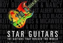 Famous Guitars / Famous guitars, classic guitars, signature guitars, and more!