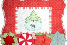 Party Sets / Make a party set for every occasion!  Each set contains a placemat and coasters - aren't they fun!