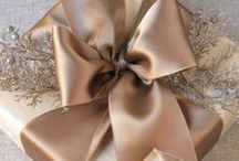 Wrapping & Giftbox inspiration