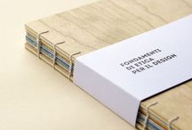 Livros / Book binding and design