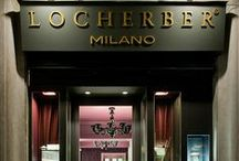 Locherber Milano / Our Tate in the first boutique of Locherber in Milan  (interior design by Andrea Castrignano, photo by Francesco Mion).