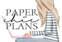 PaperChicPlans