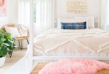 Lieblingsschlafzimmer / Traumhafte Schlafzimmer in allen Farben und Formen.