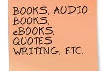+ READING + / If you're planning on buying me one of these books as a present, I prefer--by far--audio (mp3, wma) or (if audio not available) ebook (txt, pdf). Just saying... ;) / by Wind Soar