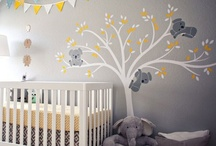 Nursery ideas from our clients / Our client's pics showcasing LittleLion Studio in their nursery.