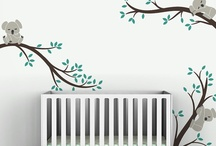 Wall Decals by LittleLion Studio / We design and manufacture our wall decals and prints.