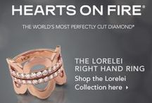 Hearts On Fire / Our Promise When you invest in a Hearts On Fire diamond, you'll receive a promise in return. A promise that you are receiving one of the world's most beautiful, brilliant and perfectly cut diamonds.