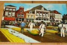 Oude ansichtkaarten / Old postcards