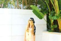 Summer lovin / Re-pinned photos of outfits we love
