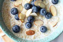 healthy food variations! / Healthy recepies and healthier snack variations!