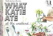 What Katie ate 1+2 / Foodblog-Freunde aufgepasst: Die erfolgreiche australische Bloggerin Katie Quinn Davies hat ein wunderbares Buch herausgebracht, das am 4. Juni 2013 endlich auch auf Deutsch erschienen ist. Und wo? Bei Umschau natürlich!