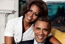 The Obamas / American Royalty / by Charlotte Williams