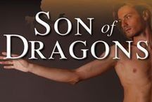 Son of Dragons Dream Cast / Son of Dragons - fantasy /  paranormal romance Book 2 of The Legends of Oblivion   www.andreacooperbooks.com