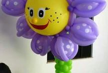 balloon ideas / by le simpatiche canaglie