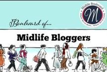 Boulevard of Midlife Bloggers / Midlife bloggers - Please do not pin more than one image from each blog post that you write. Also, no more than 1 or 2 pins per day--we prefer quality over quantity.