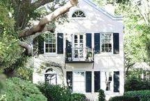 beautiful homes / Stunning houses.