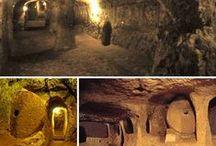 Hidden in Caves, Underwater & Underground / by Gran 5n7