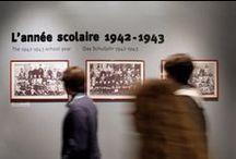 Voyage Au Nom de la Mémoire / Voyage historique sur le thème de la Résistance organisé par le Conseil Général de l'Aude pour des élèves de collège à Oradour sur Glane et Paris