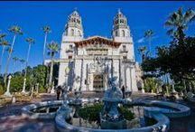 William Randolph Hearst / William Hearst, Marion Davies, Castle at San Simeon, Cattle Ranches, Wyntoon and various photo's related / by Gran 5n7