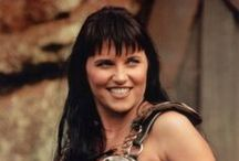 soturiprinsessa Xena/ Lucy Lawless