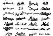 T-Shirt-Inspiration / minimal // typographic // geometric // script