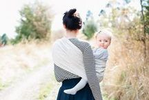 Babywearing / by Emily Salao