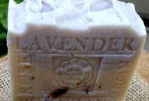 Jabón de Lavanda / Jabón de Lavanda