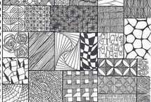 Inspiration: Zentangle