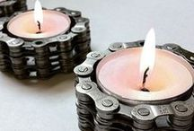DIY with a twist! / Cool and creative DIY projects for the true motorcycle lovers.