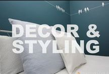 Decor & Styling / Some inspirational ideas and tips for styling and decorating your home.