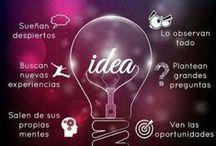 Creative Innovation / Innovación, creatividad, educación, motivación!