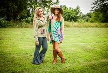 Boho Clothing by Blue Sky Design Co. / Gorgeous bohemian clothing, accessories and tapestries. Beautiful boho style for the modern hippie. All made with eco-conscious dyes, materials and organic cottons using fair trade manufacturing.  / by Blue Sky Design Co.