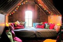 Bohemian Interiors / Beautiful Boho Style / by Blue Sky Design Co.