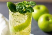 Refreshing Drinks / Beverages / by Blue Sky Design Co.
