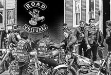 Outlaw Bikers / by NeilOD