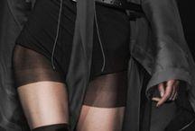 B.L.A.C.K.O.U.T / For anyone who can't get enough of black clothing.