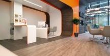 Bank interior design ING by rezza.cz